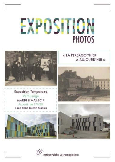 Affiche exposition photos